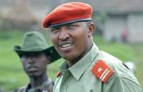 A warrant has been issued by the ICC for the arrest of Bosco Ntaganda on war crimes charges.