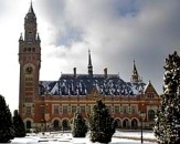 The Peace Palace, The Hague: seat of the ICJ