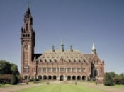 The ICJ has its seat at the Peace Palace in The Hague.