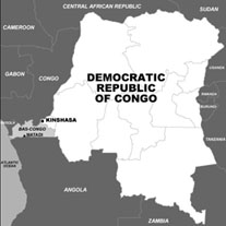 The Democratic Republic of Congo (DRC)